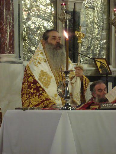 Θεία Λειτουργία Αγίου Ιακώβου του Αδελφοθέου