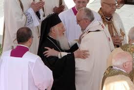Η Συμμετοχή του Παν. Οικουμενικού Πατριάρχου κκ Βαρθολομαίου στους εορτασμούς των Παπικών…