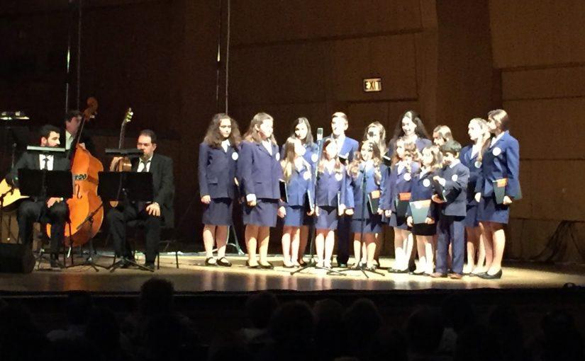 Η Χορωδία των Εκπαιδευτηρίων της Ι.Μ.Πειραιώς, στο Μέγαρο Μουσικής