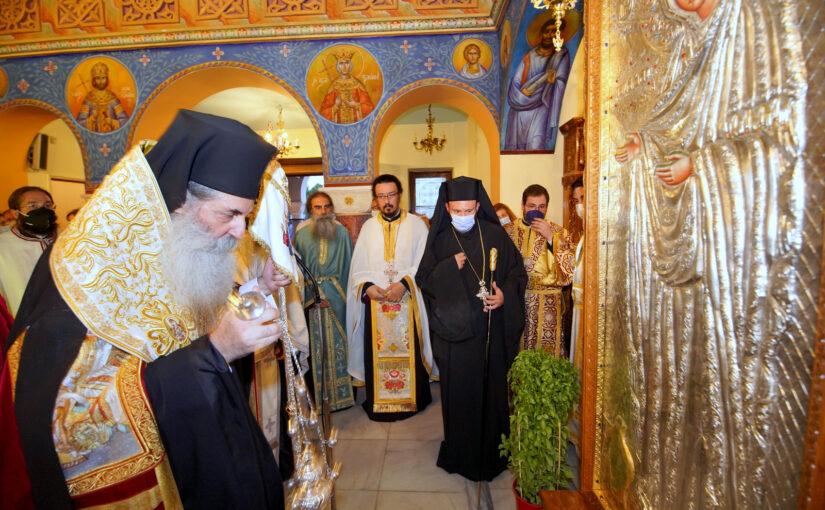 Η εορτή του Προφήτου Ηλιού του Θεσβίτου, στην Ιερά Μητρόπολη Πειραιώς.