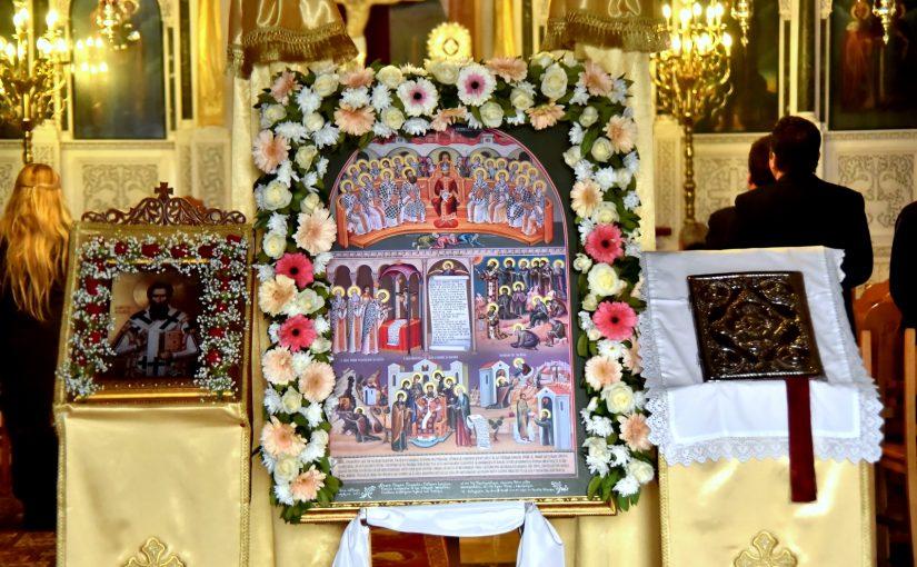 Η Ιερά Μητρόπολη Πειραιώς τίμησε την Αγία Θ΄ Οικουμενική Σύνοδο