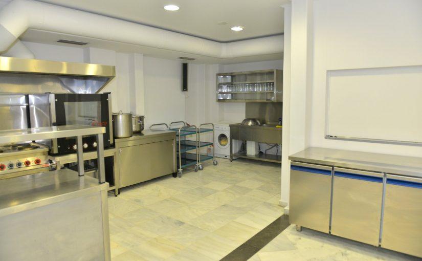 Εγκαίνια κανούργιων εγκαταστάσεων κουζίνας Ι.Ν. Αγίων Κωνσαντίνου & Ελένης