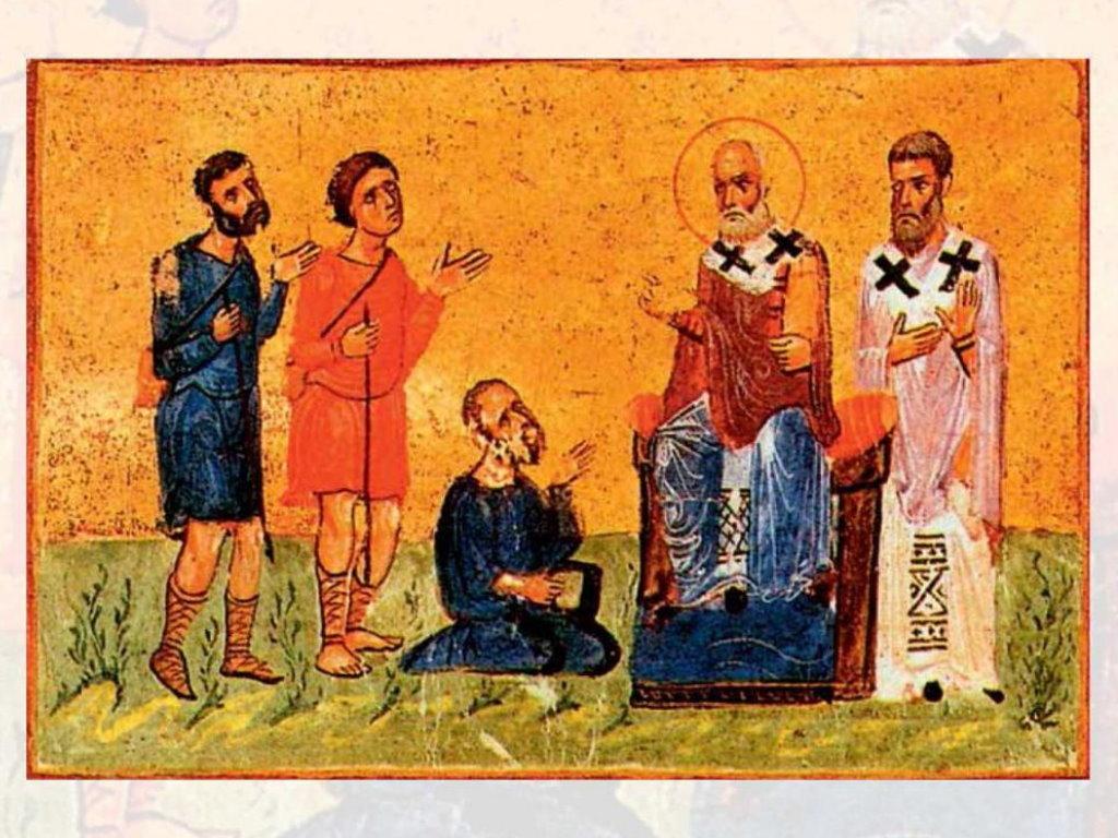 """""""Λόγος και κήρυγμα"""" στο τεύχος Νοεμβρίου 2019 του περιοδικού """"Πειραϊκή Εκκλησία""""."""